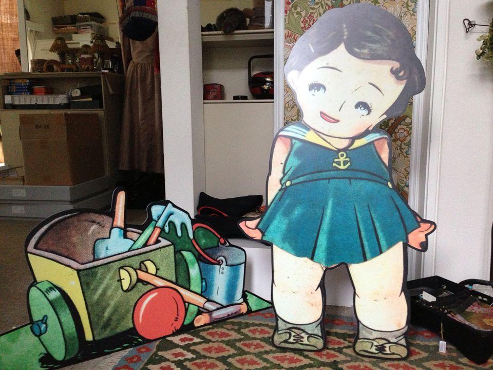 クルミちゃん人形